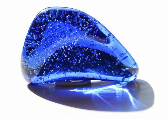Kryształ Merlin Blue Andara