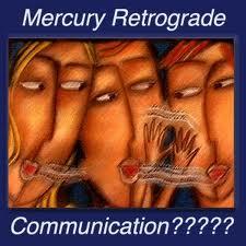 Merkury w retrogradacji