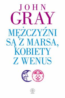KLASYKA. Mężczyźni są z Marsa, kobiety z Wenus - opis produktu: J. Gray w swoim bestsellerowym poradniku wyjaśnia, dlaczego kobietom i mężczyznom tak trudno stworzyć szczęśliwy związek. Radzi też, jak mogą oni wykorzystać świadomość dzielących ich różnic, by zbudować harmonijną relację.Książka ta zapoczątkowała ogromną popularność autora i na stałe weszła do kanonu najbardziej poczytnych poradników podejmujących tematy związków, a jej tytuł w potocznym języku stał się synonimem różnic między kobietami i mężczyznami. J przekład: Katarzyna Waller-Pach ohn Gray to ekspert w dziedzinie związków międzyludzkich i autor kilkunastu światowych bestsellerów, które przetłumaczono na 45 języków i wydano w łącznym nakładzie 45 mln egzemplarzy. Przez trzydzieści lat był terapeutą małżeńskim i rodzinnym. Mężczyźni są z Marsa, kobiety z Wenus to w ciągu ostatnich kilkunastu lat najlepiej się sprzedająca na świecie książka o związkach damsko-męskich. Mężczyźni są z Marsa, kobiety z Wenus - wybrana recenzja: A. 5 maj 2009 recenzja nagrodzona 2.00pkt Czytając tą książkę miałam ochotę co chwilę mówić: to prawda! tak właśnie jest! Autor skrupulatnie prześwietla psychikę zarówno kobiety jak i mężczyzny. Jego książka poprzedzona była wieloma badaniami. Uświadamia różnicę między sposobem myślenia kobiety i mężczyzny, pokazuje na konkretnych przykładach jak w[...]mne niezrozumienie tych różnic nierzadko doprowadza do poważnych sprzeczek, nawet rozstań. Uświadomienie sobie sposobów myślenia i działania płci przeciwnej pozwala lepiej zrozumieć zachowanie i polepszyć w[...]mne relacje. Polecam bardzo!