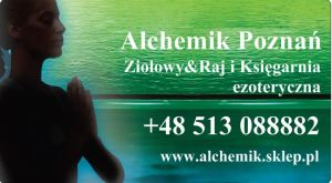 Alchemik Ziołowy&Raj