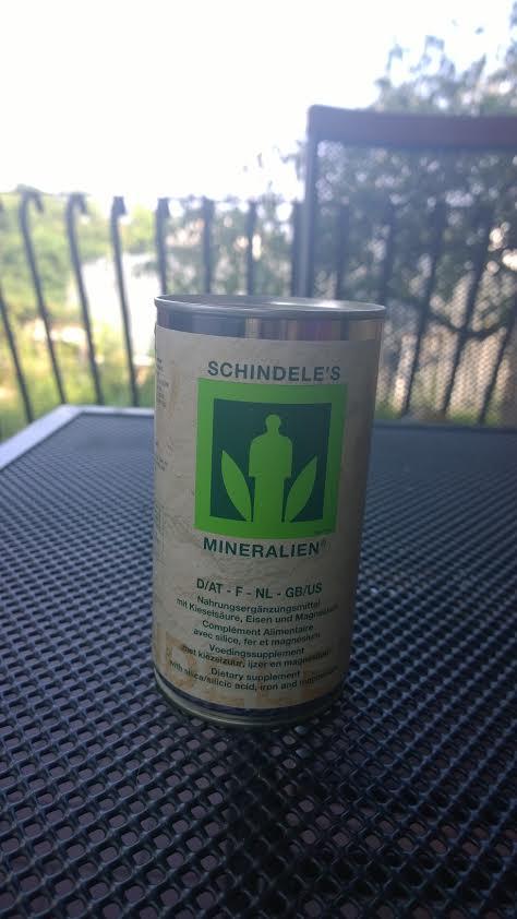 Schindele's Mineralien, czyli Minerały Schindele.