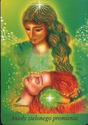 Świetlista siła Aniołów
