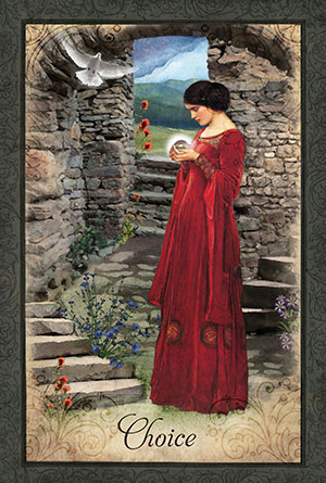 Karty Vintage Wisdom Oracle - Victoria Moseley