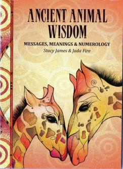 Wiedza mądrość kart zwierząt