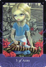 iBeautiful Creatures Tarot J.r.Rivera, J. Becket-Griffith