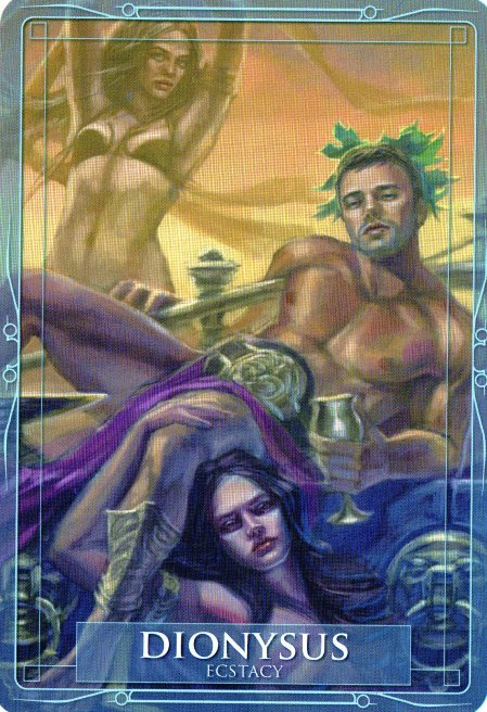 Gods and Titans Oracle, S.Demarco, J.Manton
