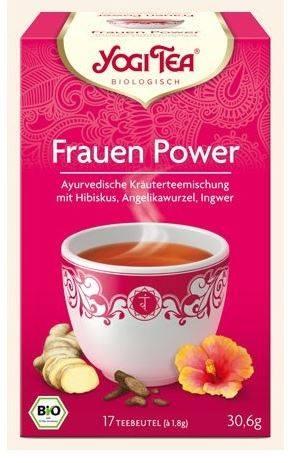 Yogi tea dla Kobiet