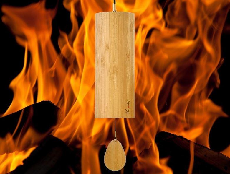 Dzwonek Koshi Ogień