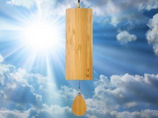 Dzwonek Koshi powietrze